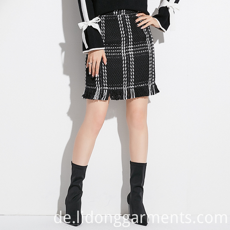 Half-length Skirt Office Lady Skirt