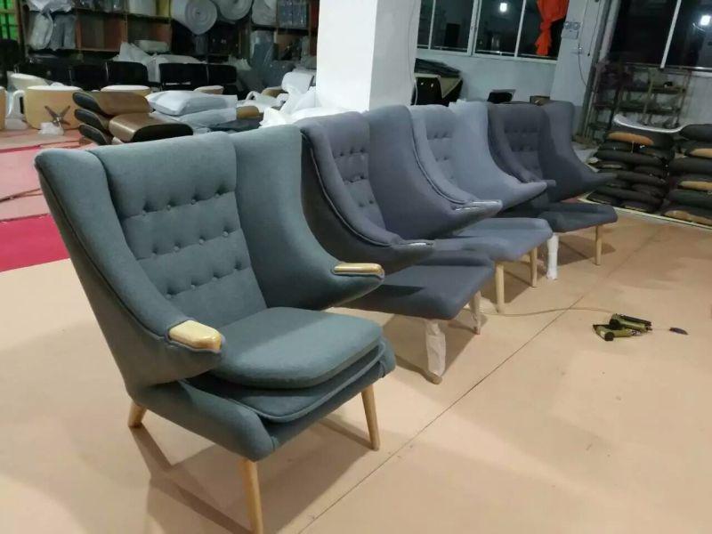 Art Chair, Leather Chair, Living Room Furniture, Unique Chair (XT01)