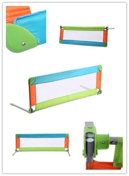 Hot Sale Colorful Baby Safety Bed Fence (SH-C4)