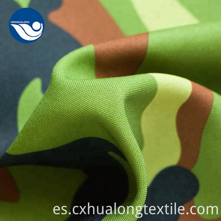Green Mini Matt Fabric