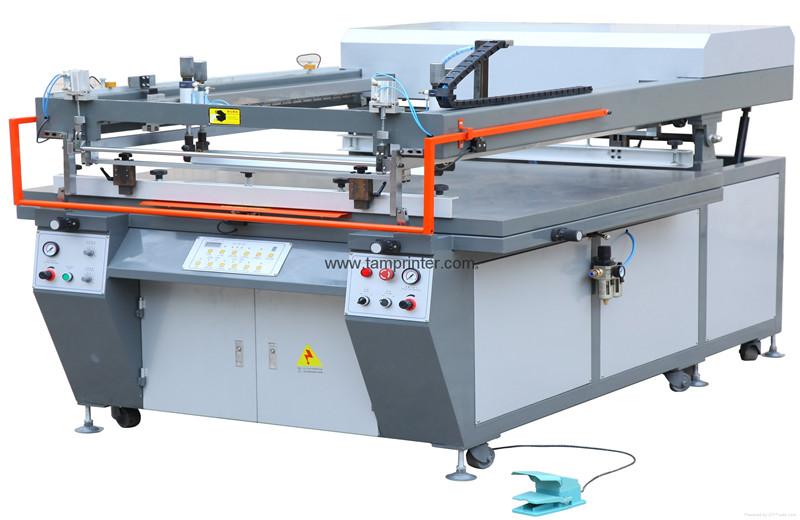 TM-120140 Automatic Large Size Oblique Arm Screen Printing Machine