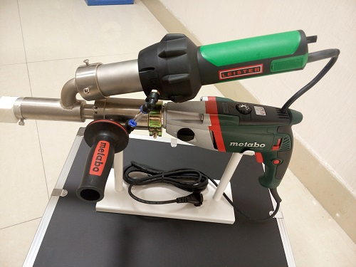Sudj3400 Manual Butt Fusion Welding Machine