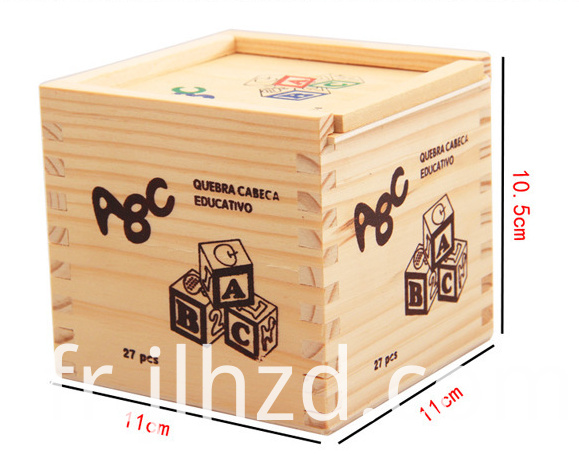 Wooden Puzzle Toys