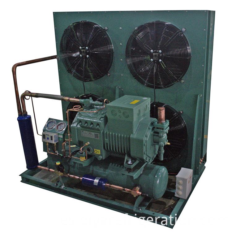 Four Fans Air Condensing Unit