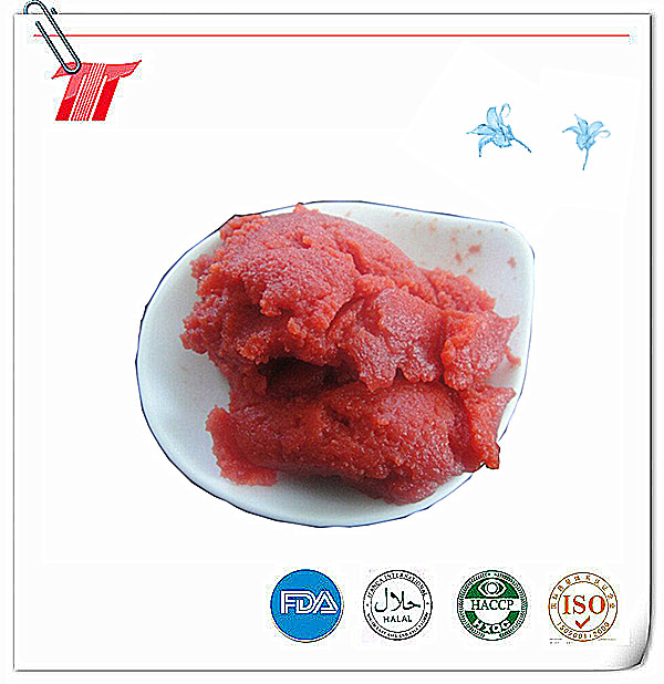 Organic Fine Tom 400g Canned Tomato Paste with High Quality