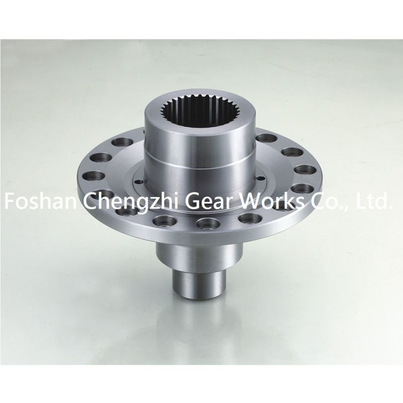 High Precision Customized Transmission Parts Flange for Various Machinery