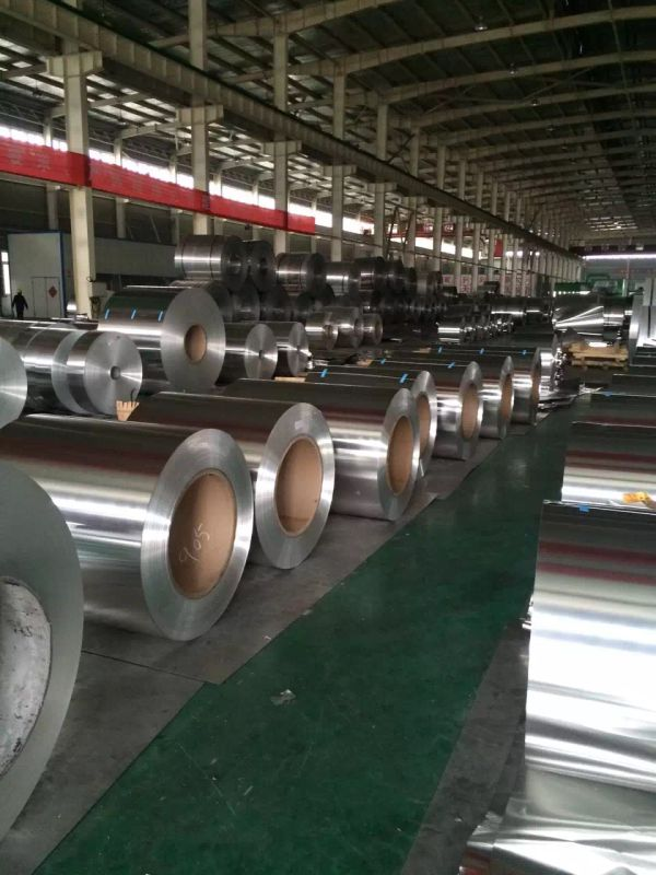 Aluminum Coil with Thickness 0.27mm for PS/CTP Offset Plate