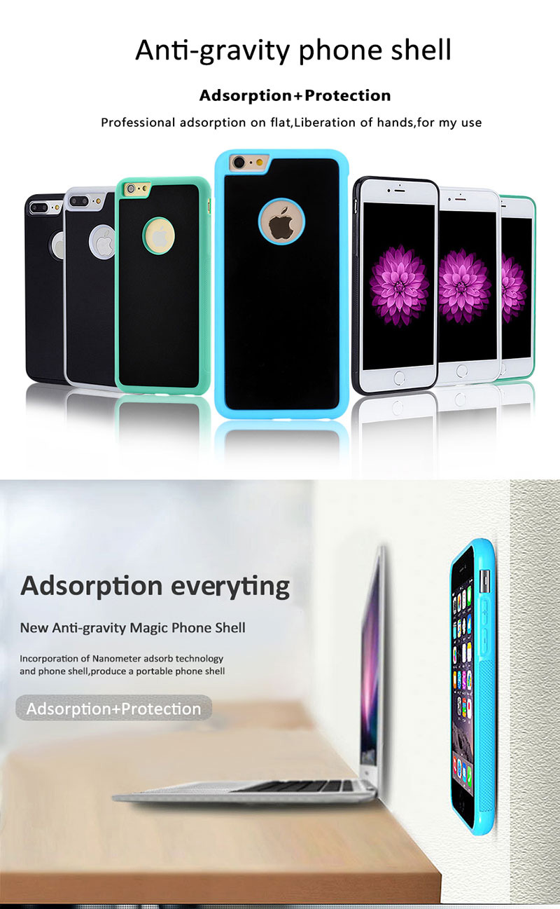 Anti-Gravity Protective Phone Case for iPhone 7