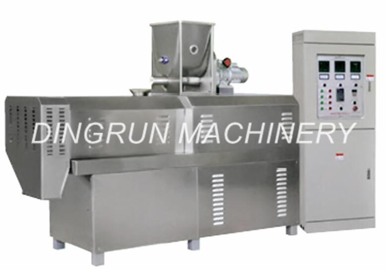 puff maize snacks making machine