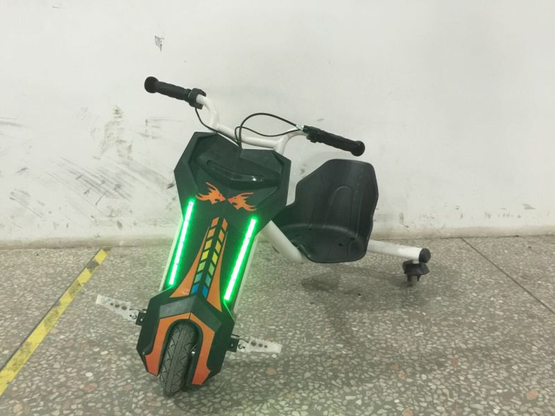 Three Wheel Drift Electric Scooter with Bluetooth