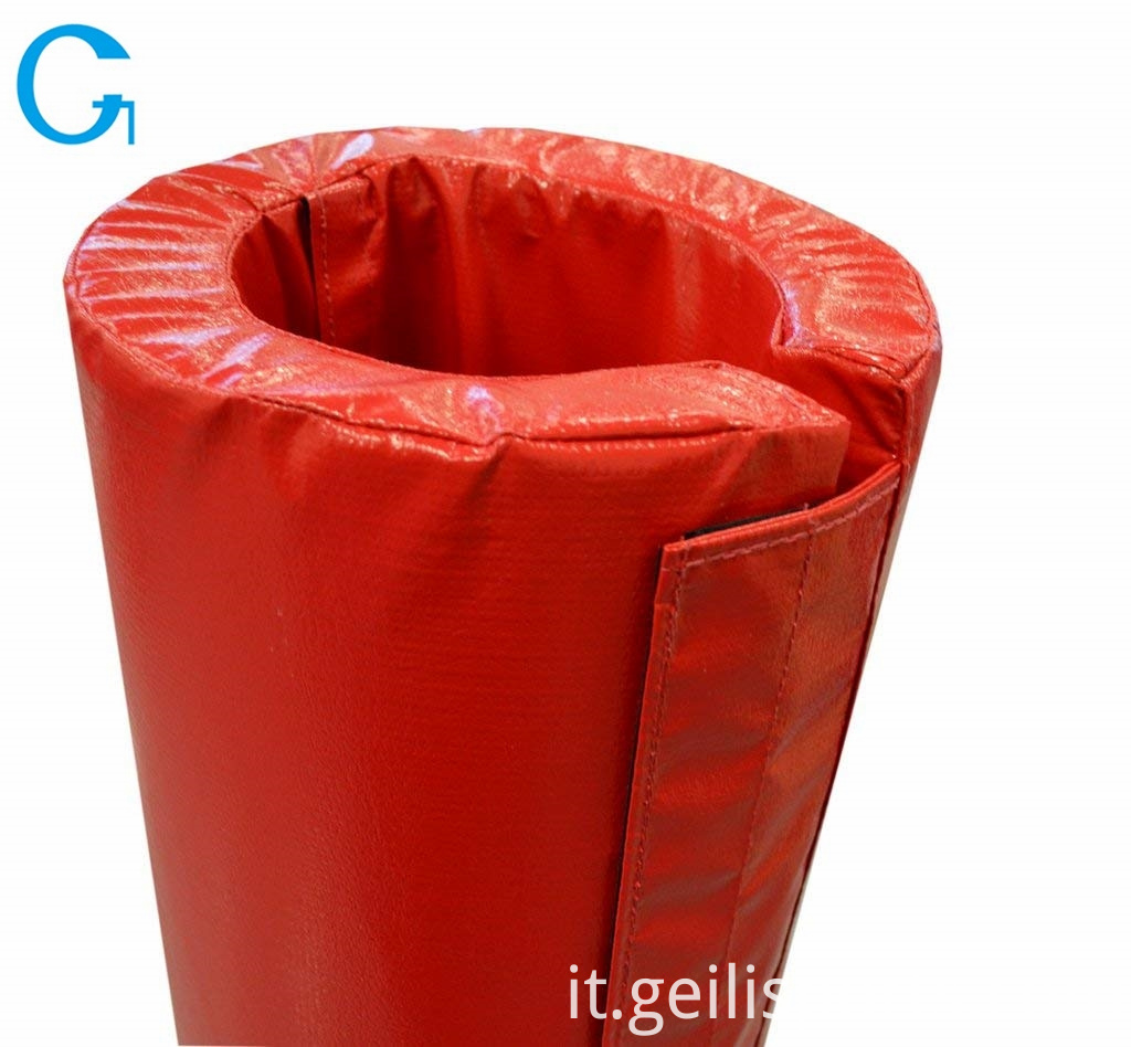 Protection Foam Pole Padding Mat