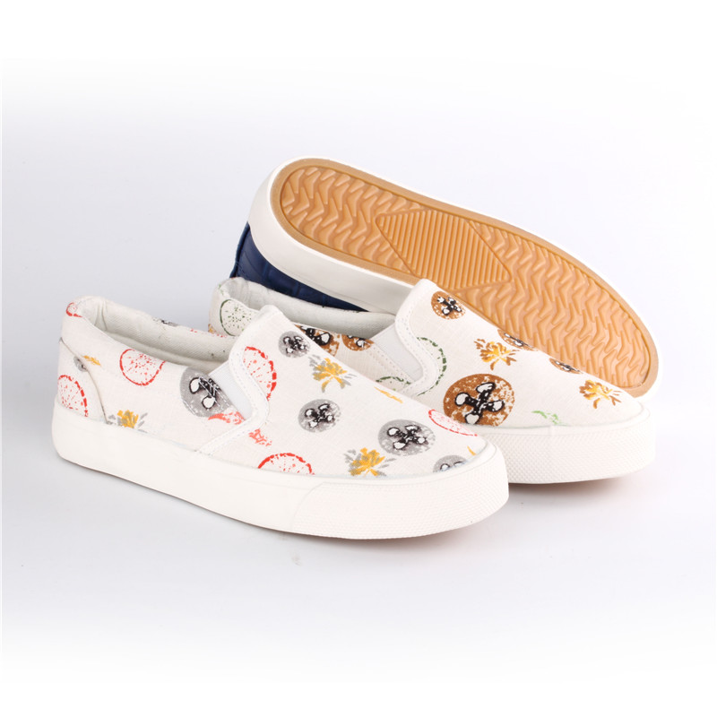 Children's Shoes Kids Comfort Canvas Shoes Snc-24258