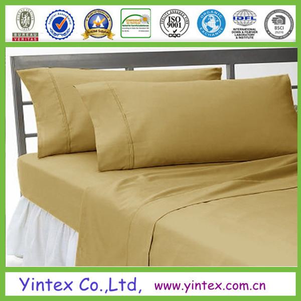 Colorful Desgin 100% Cotton Bed Sheet