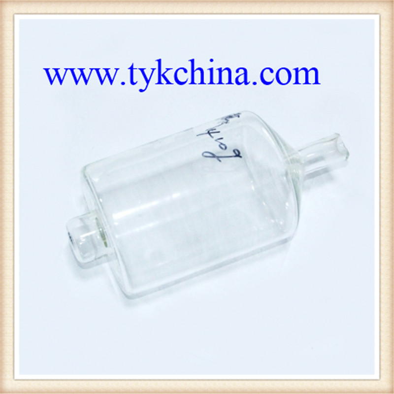 Funnel with Filter Laboratory Glassware Made by Borosilicate Glass