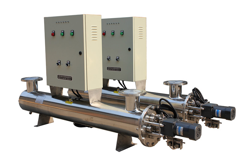 Underground Water Disinfection Systems UV Sterilizers