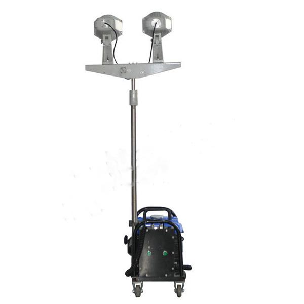 Mo-2050L Telescopic High Mast Portable Construction Light or Lighting Tower