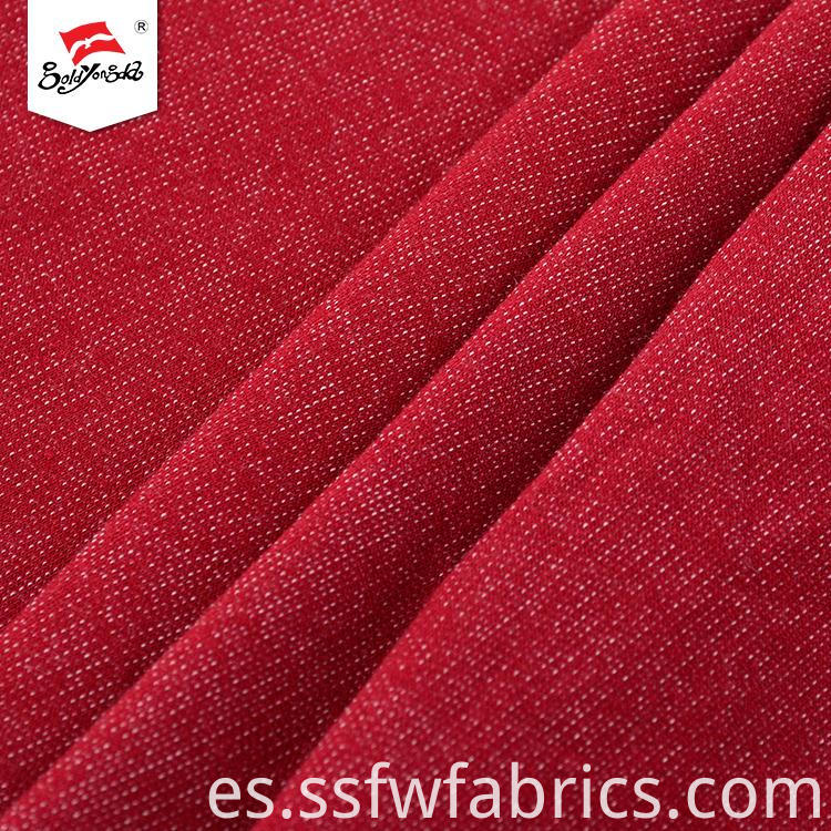 Polyester Rayon Spandex