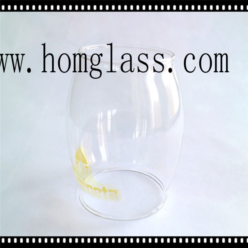 Heat Resistant Glass Cover/Lamp Shade for Lamp and Lantern
