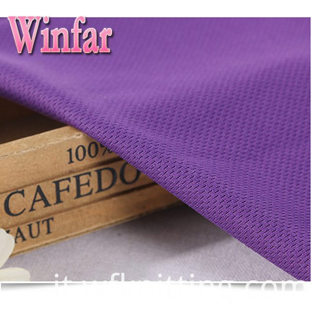 High Quality Polyester Knit Fabric