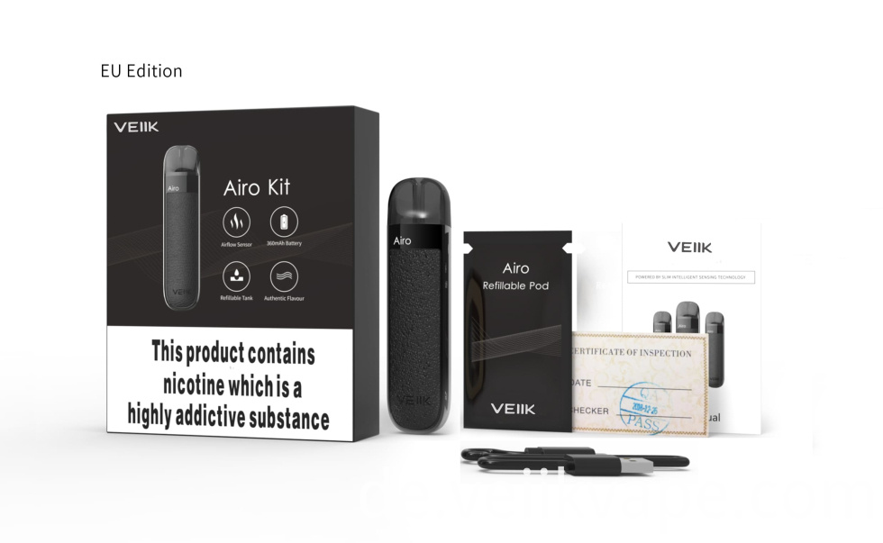 Small Vape E Cigarette