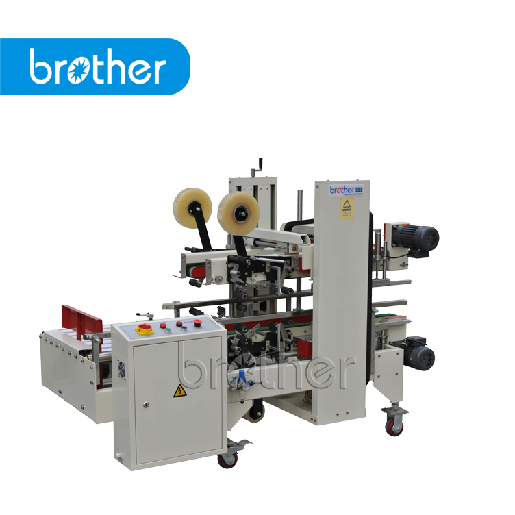 Fully Automatic Automatic Carton Corner Sealer As723
