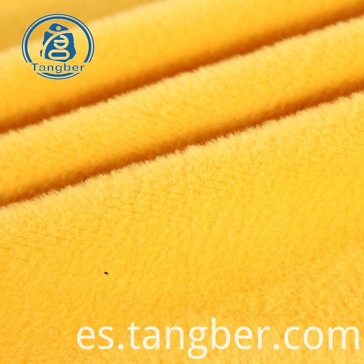 good quality brushed fleece fabric