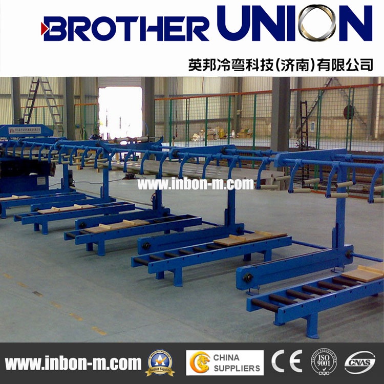 PLC Control Roof/ Wall Trapezoidal Roll Forming Machinery