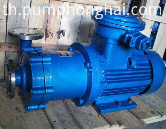 Magnetic Driving Pump For Industrial