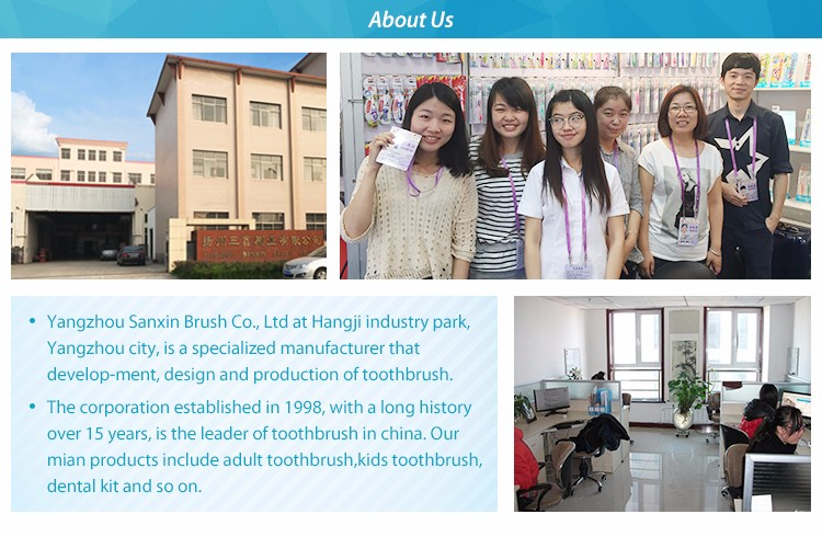 Yangzhou Sanxin Brush Co.,ltd