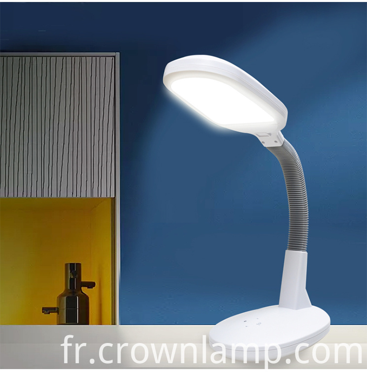 Desk Lamp With USB charger