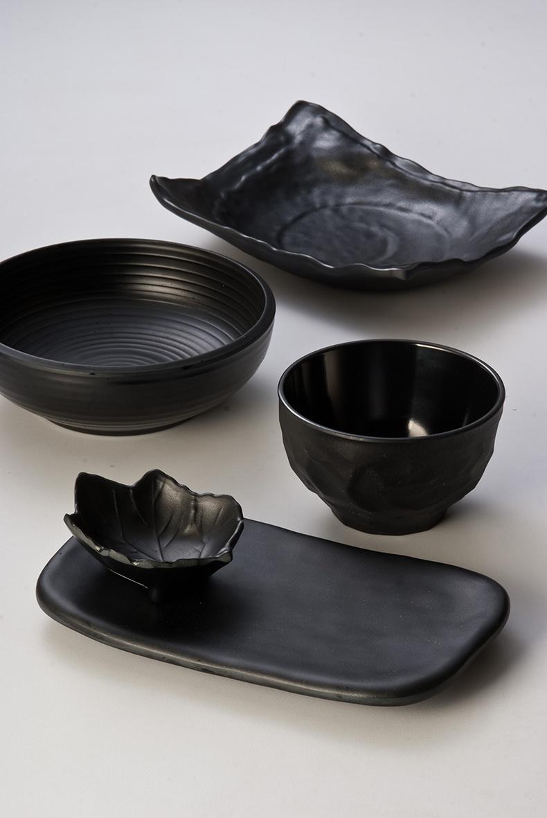 100%Melamine Tableware/Melamine Dinner Bowl/Soup Cup (QQ10222)