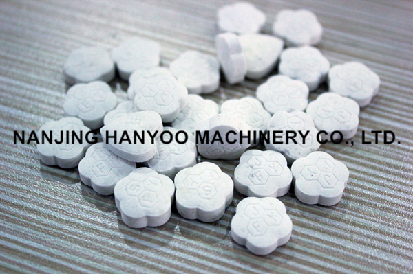 High Quality Pharmaceutical Medicine Tablets Press Machine 17 Die Punches
