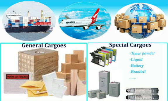 Freight Forwarder Air Cargo Ship Transport From China to Worldwide