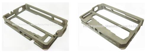 Photographic Use 7075 Aluminium CNC Machining Parts