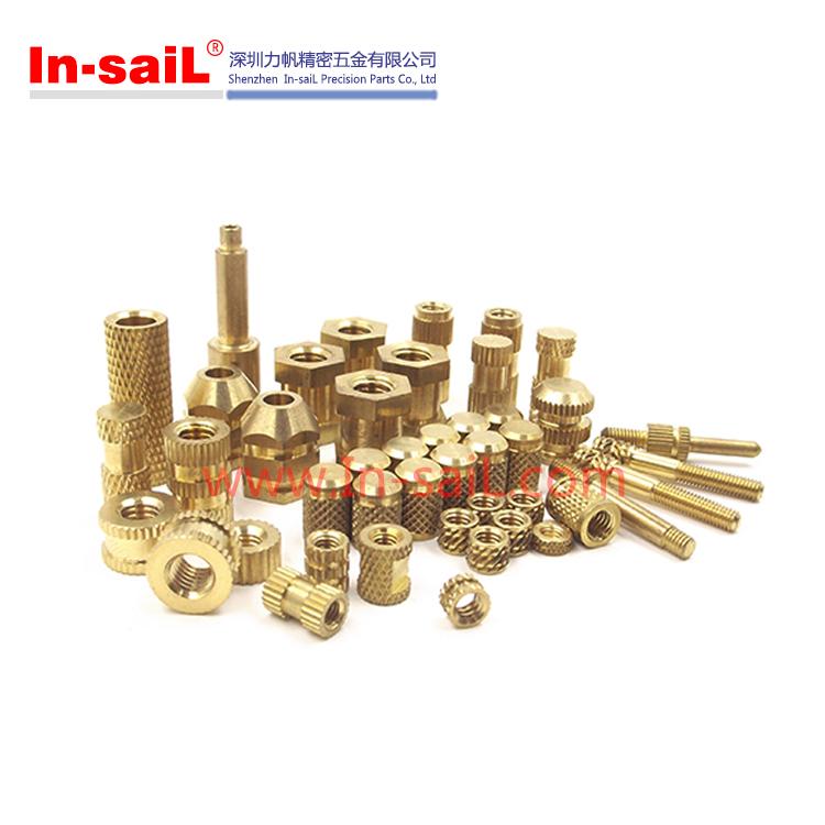 High Precision Press-Fit Insert Nut