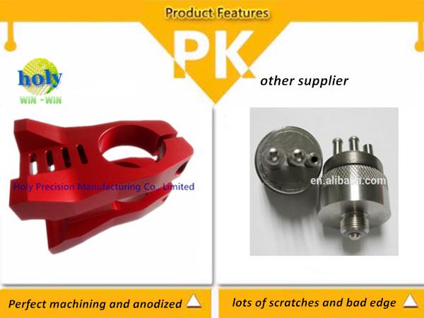 CNC Part/ CNC Machining for Brass and Aluminium Parts