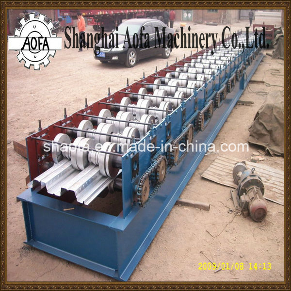 New Type Deck Floor Making Roll Forming Machine (AF-D850)