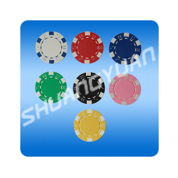 11.5g Dice Chip (SY-D03)