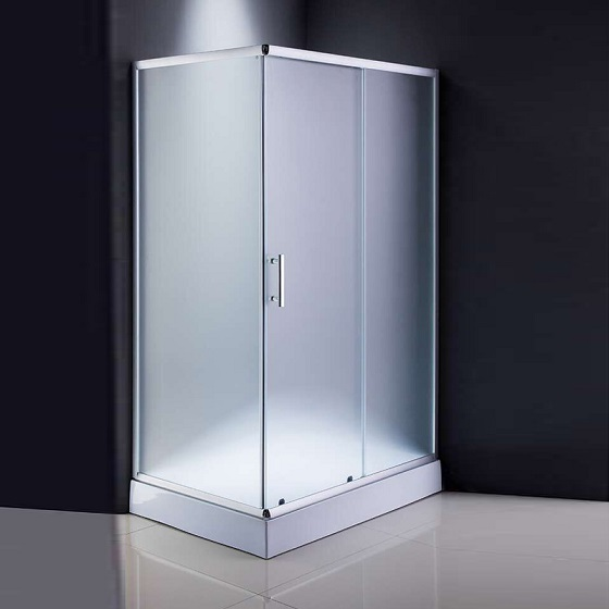 Square 120*80cm Shower Enclosure (ADL-8002)