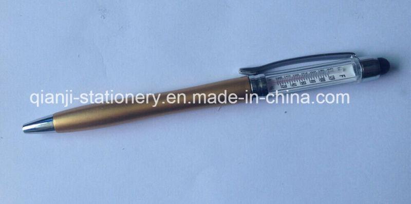 Thermometer Pen 3 in 1pen Stylus Pen Printing Logo Ball Pen (L003)