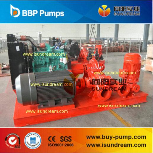 Nfpa Standard Fire Fighting Water Pump Set
