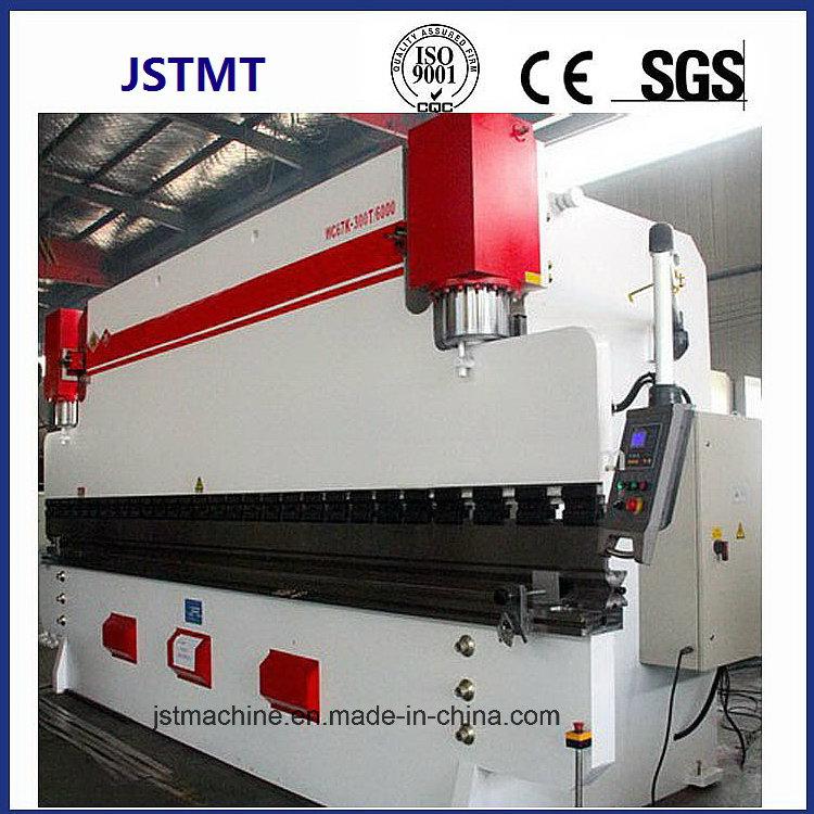 Light Pole Heavy Duty Hydraulic Press Brake Bending Machine (WC67K-500T 6000)