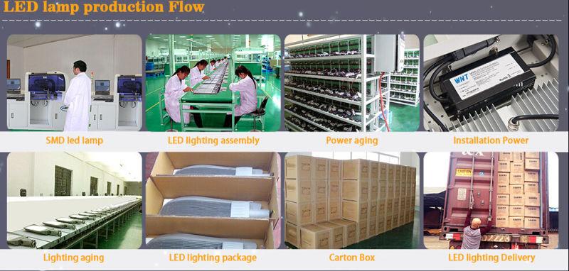 6m 30W Solar Wind LED Light