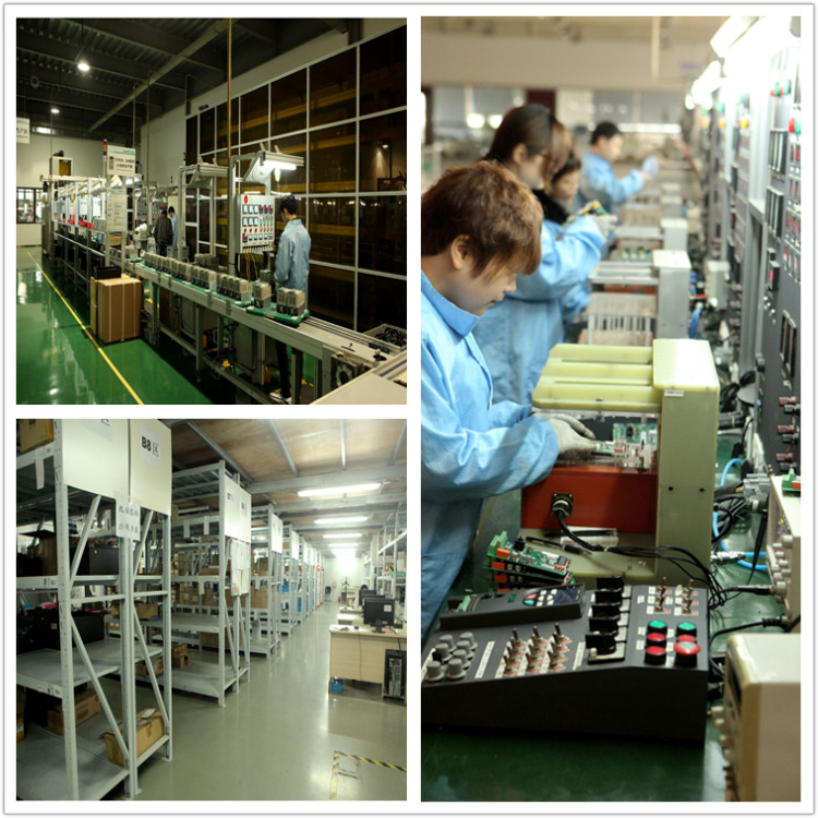 280kw Sanyu Heavy Frequency Inverter for Fan Machine (SY8000-280G-4)