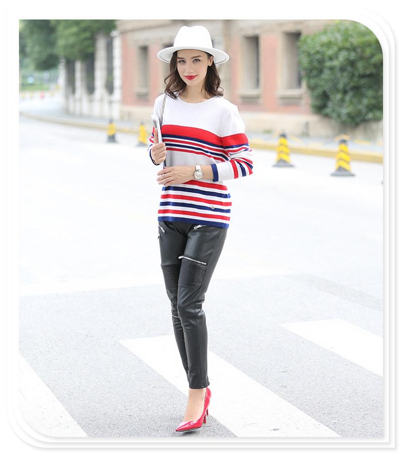 2017 Women's 100% Cashmere Sweater