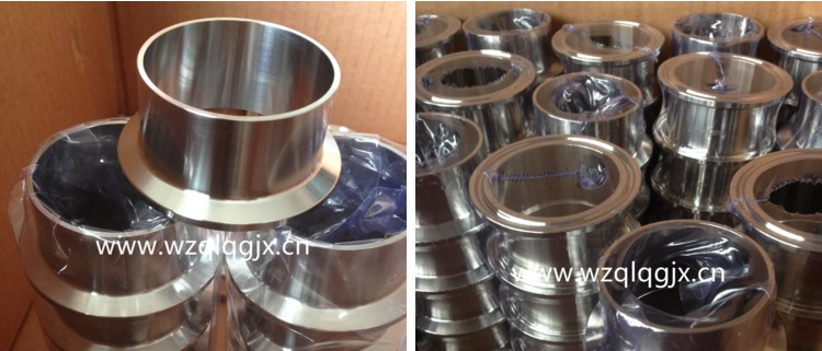 Stainless Steel Sanitary 304 Tc Clamp for Canned Food