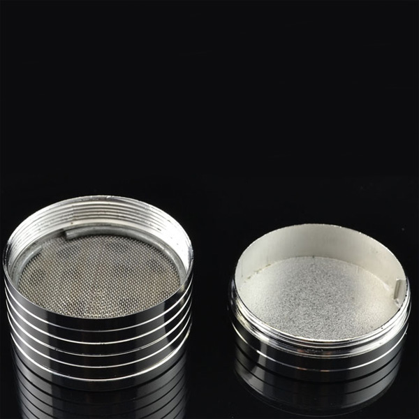 Space Metal Big USA Silver Dollar Coin Grinder