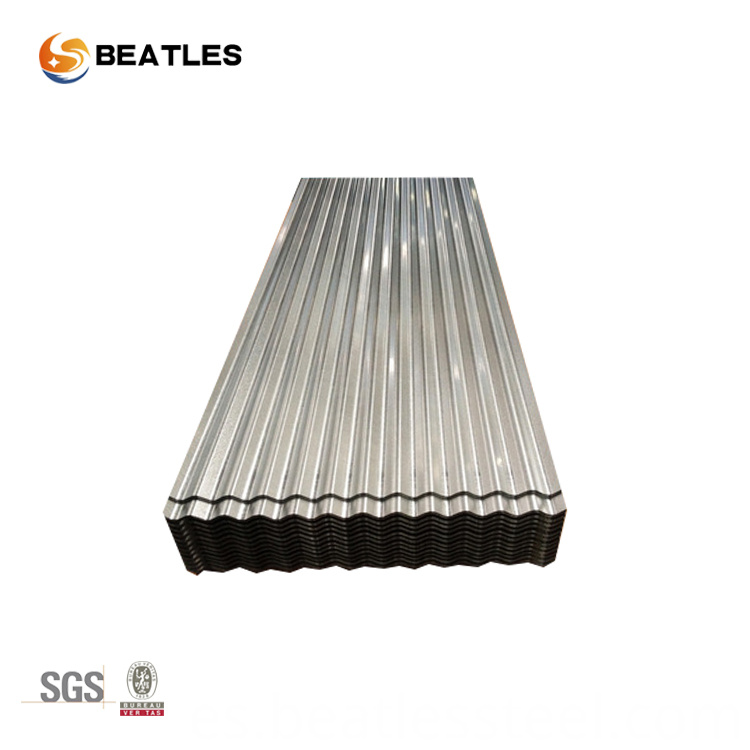 galvanized gi corrugated iron sheet