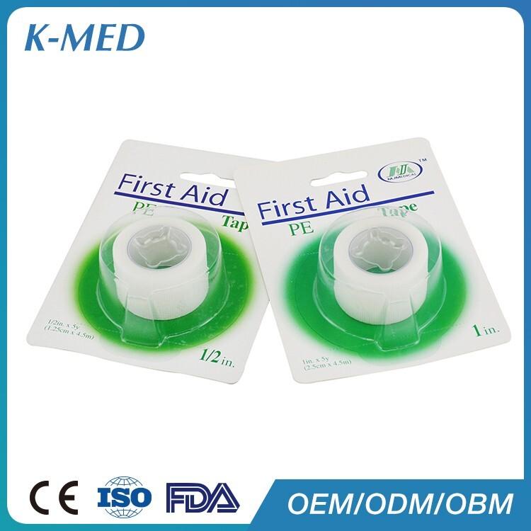 adhesive Zinc Oxide Cotton Tape