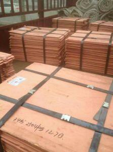 Copper Ingot 98% & 99.95%Min High Quality with Best Price-----------Certificated by SGS CIQ Ccic.